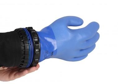 Descent™ Mk1 Titanium Gray avec verre en saphir et bracelet en titane et carbone amorphe