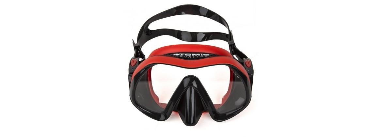 Masques de plongee scubapro mares aqualung